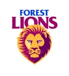 Forest lions logo